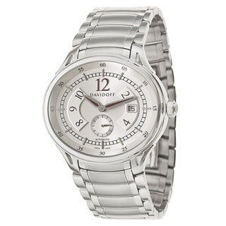 Davidoff Men's 10004 Stainless Steel Watch