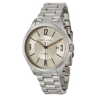 Hamilton Men's H76665125 Stainless Steel Watch