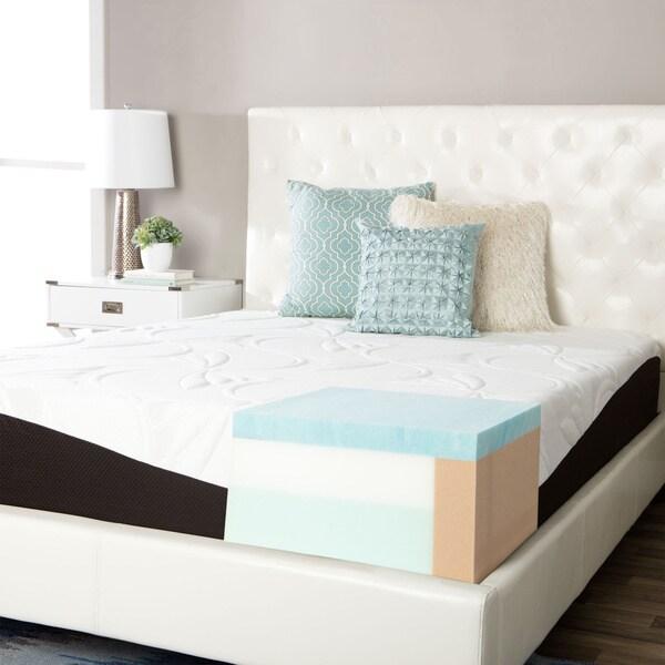 ComforPedic from Beautyrest Choose Your Comfort 12-inch Gel Memory Foam Mattress