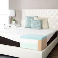 Comforpedic from Beautyrest Choose Your Comfort 12-inch Queen-size Gel Memory Foam Mattress