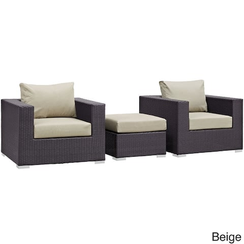 Gather 3-piece Outdoor Patio Sofa Set
