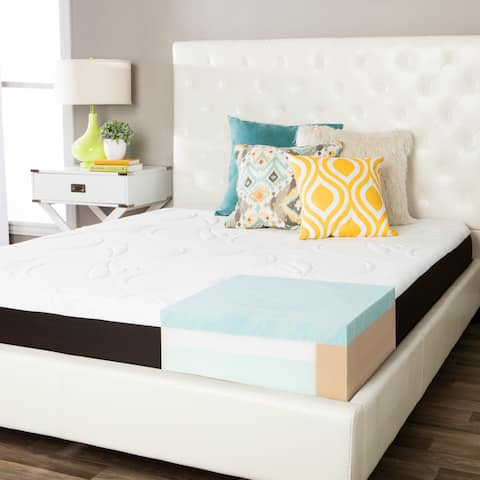 ComforPedic from Beautyrest Choose Your Comfort 8-inch Gel Memory Foam Mattress