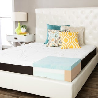 ComforPedic from Beautyrest Choose Your Comfort 8-inch Full-size Gel Memory Foam Mattress