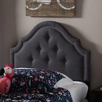 Laurel Creek Payton Twin Size Upholstered Headboard