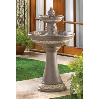 Alpinia Stylish Water Fountain