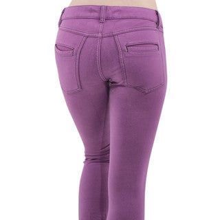 Army Pink Women's Radiant Orchid Slim Leg Denim Jeans
