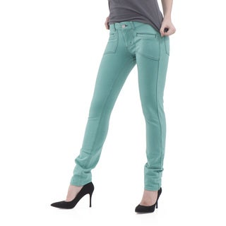 Army Pink Women's Lagoon Slim Leg Denim Jeans