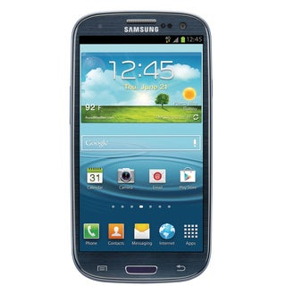Samsung Galaxy S3 I747 16GB Blue 4G LTE AT&T Unlocked GSM Android Smartphone (Refurbished)