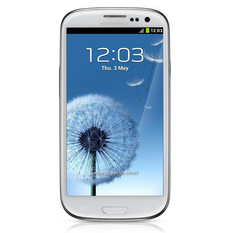 Samsung Galaxy S3 I747 16GB Blue 4G LTE At&t Unlocked GSM...