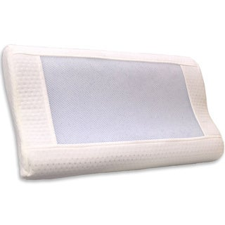 Better Sleep Hypoallergenic Gel Memory Foam Contour Pillow