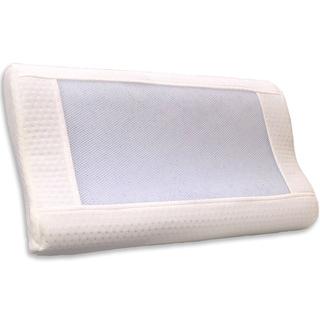 better sleep gel memory foam contour pillow