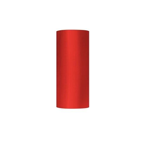 Machine Pallet Wrap Stretch Film 30 In 5000 Ft 80 Ga (20 Rolls / PL) Red Color