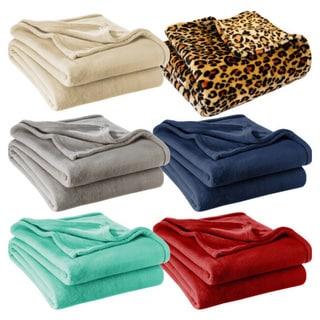 Super Soft Microplush Dorm Blanket