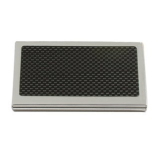 Elegance Carbon Fibre Card Case for Organizing Business Card