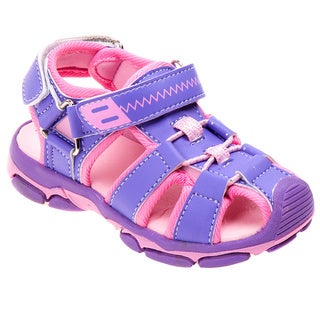 Rugged Bear Little Girls' Sandals