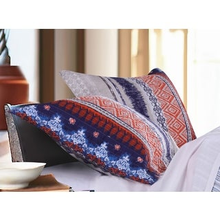 Greenland Home Fashions  Urban Boho Pillow Sham Set - Multi