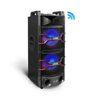 Pyle PSUFM1235BT Bluetooth PA Loudspeaker Karaoke Entertainment System