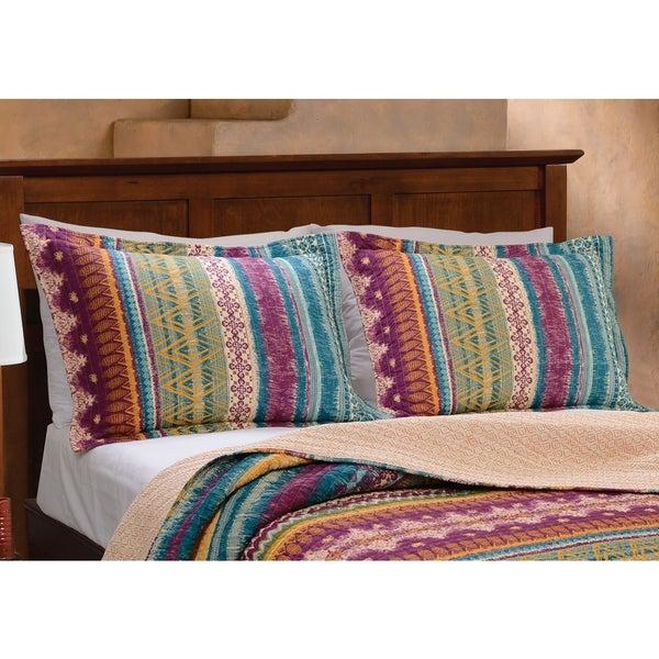 Greenland Home Fashions  Southwest Pillow Sham Set