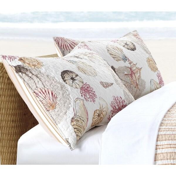 Greenland Home Fashions  Castaway Pillow Sham Set