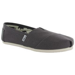 caca9e25b7e Grey TOMS Shoes Women s Shoes