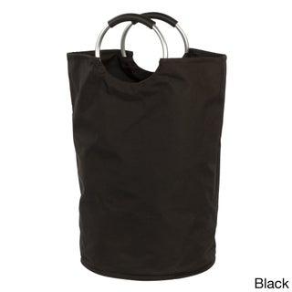 'The Bag' Black Hamper/ Laundry Bag/ Storage Tote (Option: Black)