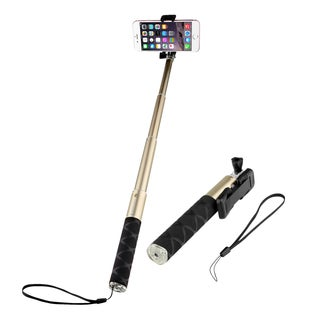 iplanet universal 3 foot rechargeable bluetooth shutter monopod selfie stick. Black Bedroom Furniture Sets. Home Design Ideas