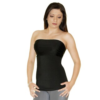Instantfigure Apparel Strapless Bandeau Top (2 options available)