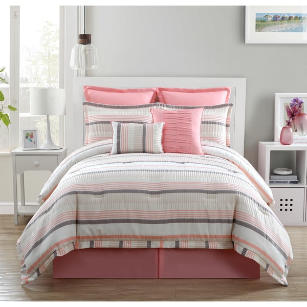 Clairebella Grace 8-piece Comforter Set