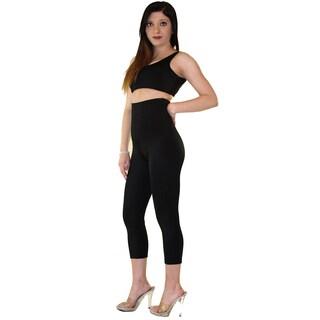 Instantfigure Hi-waist Double Control Capri Legging