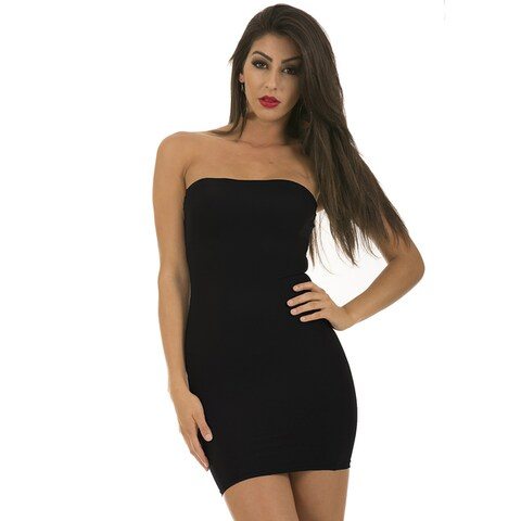 Instantfigure Women's Apparel Tube Dress