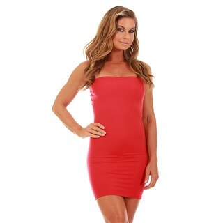 Instantfigure Women's Apparel Tube Dress