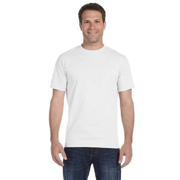 FRUIT OF THE LOOM A-SHIRT 6 IN A PACK WHITE