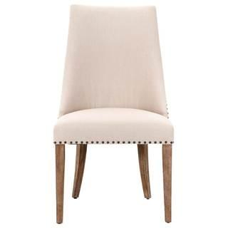 Jasmine Stone Linen Dining Chair