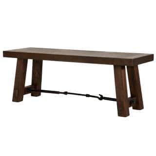 Cedric Java Finish Dining Bench|https://ak1.ostkcdn.com/images/products/11468484/P18424940.jpg?impolicy=medium