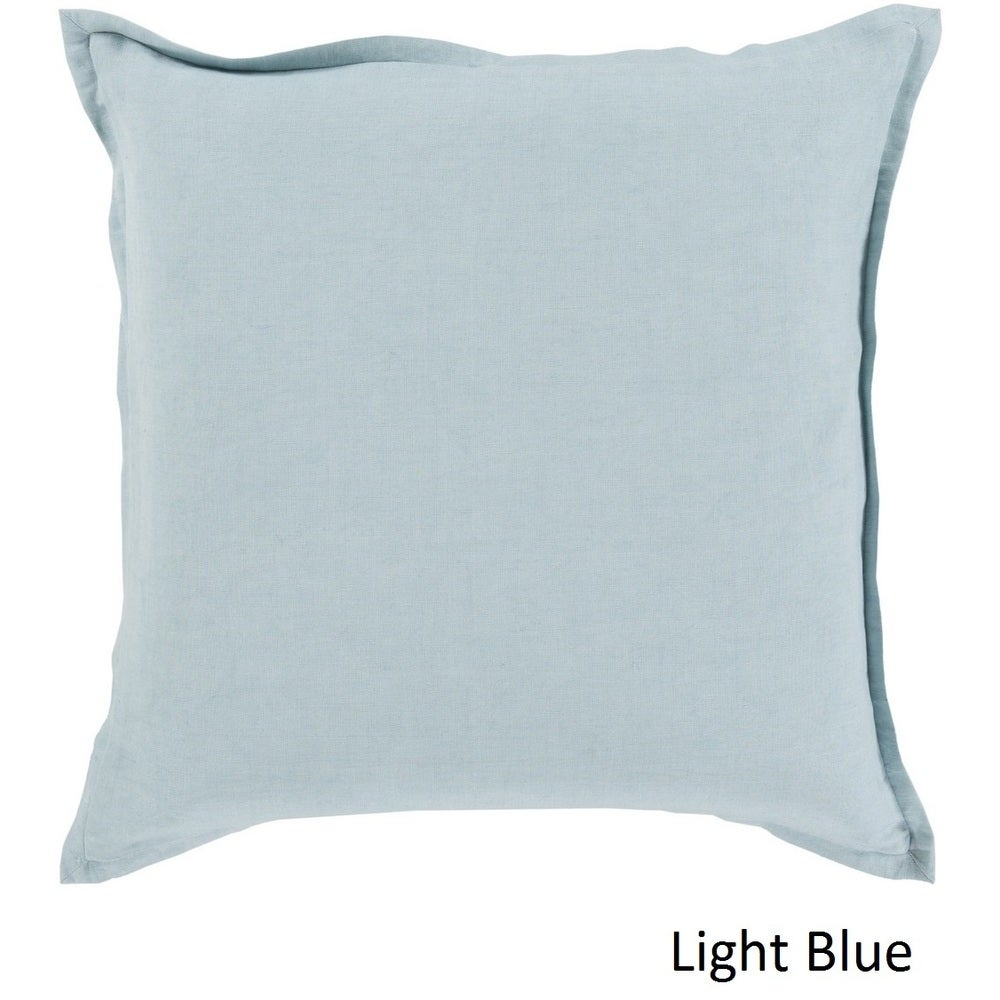 Shop Decorative Iraq 22-inch Poly or Feather Down Filled Pillow - Overstock - 11468663