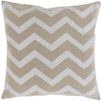 Decorative Belt 20-inch Poly or Feather Down Filled Pillow