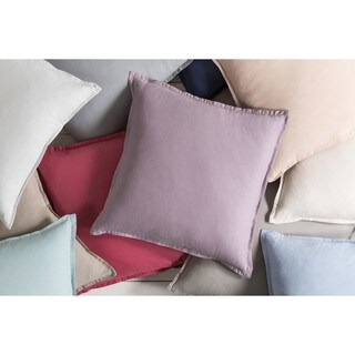 Decorative Iraq 18-inch Poly or Down Filled Pillow