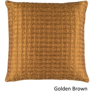 Decorative Gran 18-inch Poly or Down Filled Pillow