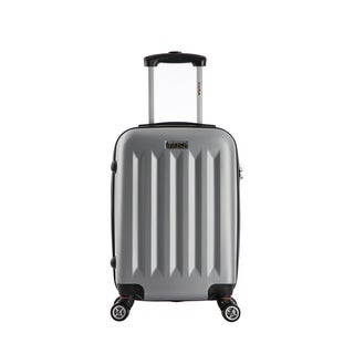 InUSA Philadelphia Collection 19-inch Carry-on Lightweight Hardside Spinner Suitcase