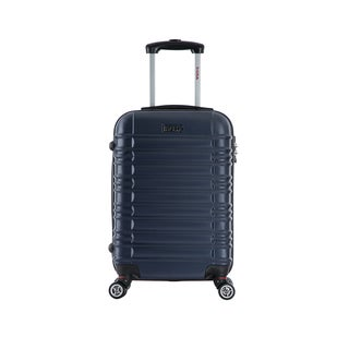 InUSA New York Collection 20-inch Carry-on Lightweight Hardside Spinner Suitcase
