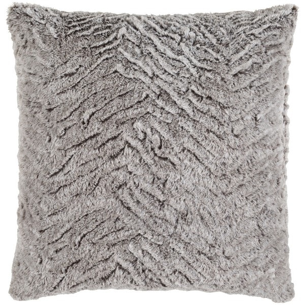 Decorative Oaks 20-inch Poly or Feather Down Filled Pillow