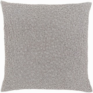 Decorative Hill 20-inch Poly or Down Filled Pillow