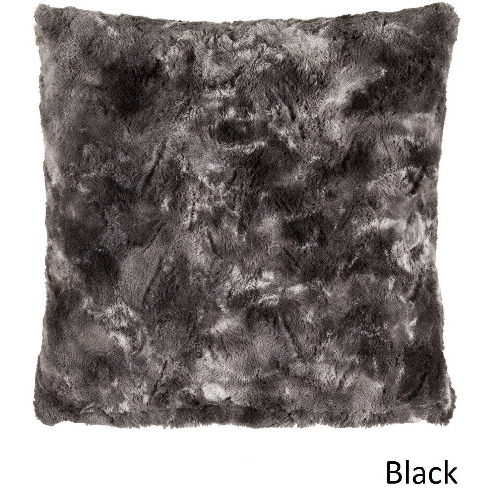Shop Decorative Oaks 18-inch Poly or Feather Down Filled Pillow - 11468733