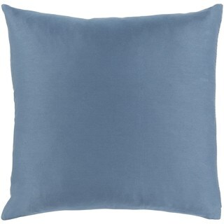 Decorative Hong 18-inch Poly or Feather Down Filled Pillow