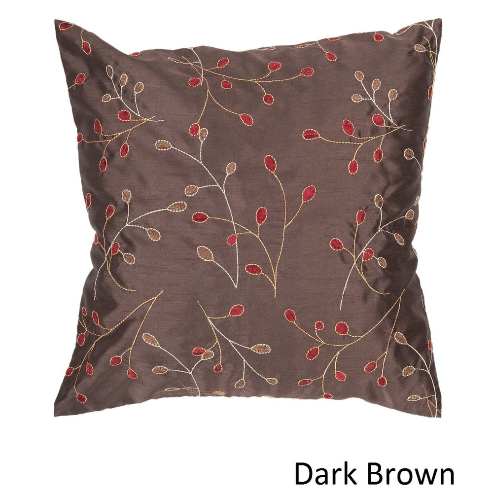 Shop Decorative Fashion 18-inch Poly or Down Filled Pillow - 11468740