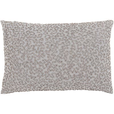 Decorative Hill Poly or Feather Down Filled Pillow (13 x 19)