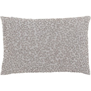Decorative Hill Poly or Down Filled Pillow (13 x 19)