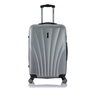 InUSA Chicago Collection 25-inch Lightweight Hardside Spinner Suitcase