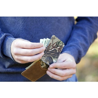 Canyon Outback Realtree RFID Security Blocking Long Wallet