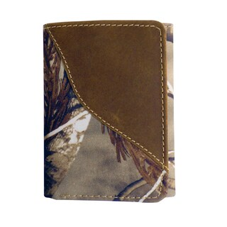 Canyon Outback Realtree RFID Security Blocking Tri-Fold Wallet